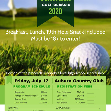 26th Annual Golf Classic