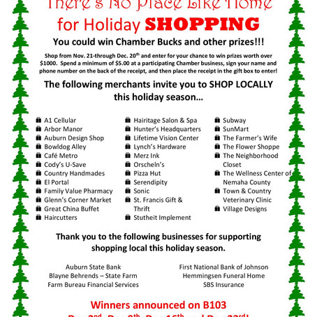 Holiday Retail Promotion