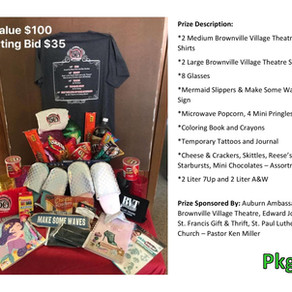 Silent Auction Packages