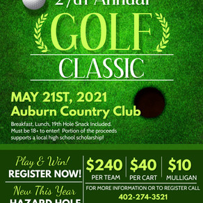 27th Annual Golf Classic