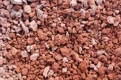 אבני סלעי טוף גדול
