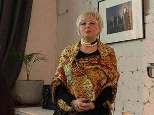 Лекция Анны Мисюн