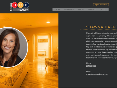Meet the Agents: Shawna Harkensee