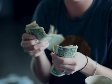 Let's Talk About Money - by Jenn Jenkins