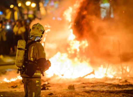 ¿Quién fue el primer bombero de la historia?