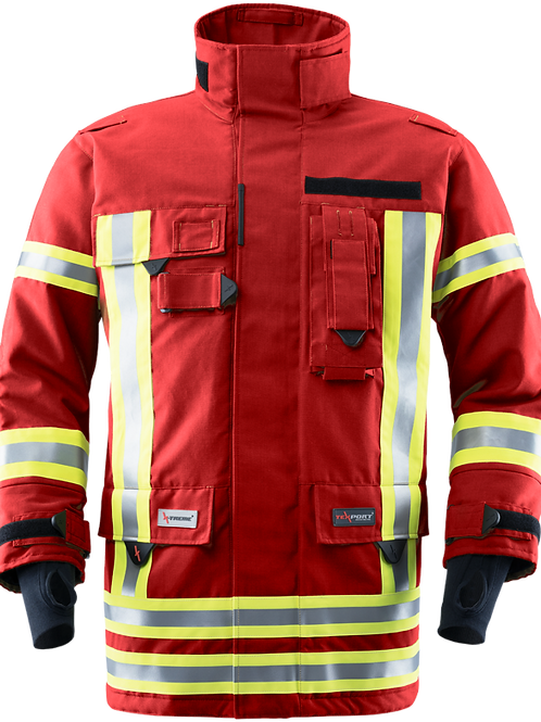 Traje de bomberos Texport Fire Breaker Action Nova Jacket X-TREME®, Nomex® NXT