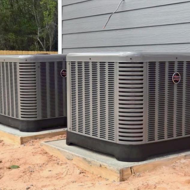 RUDD air conditioning units