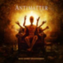 Antimatter - Black Market FRONT vinyl cu