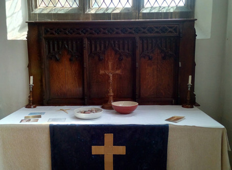 Pippa's Sermon - Trinity 16