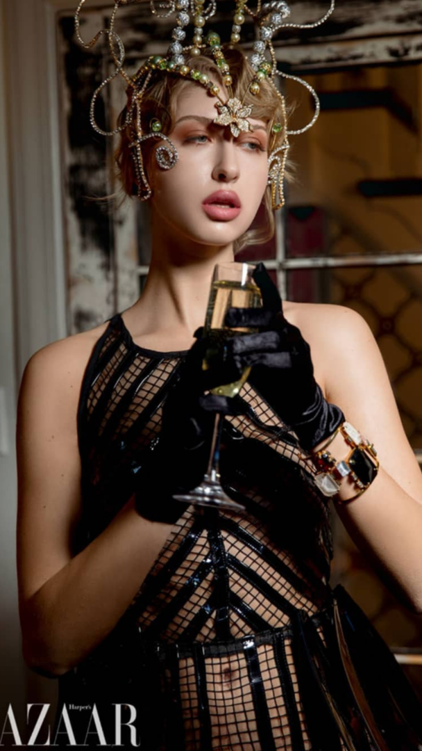 Harper's Bazaar Vietnam March 2021