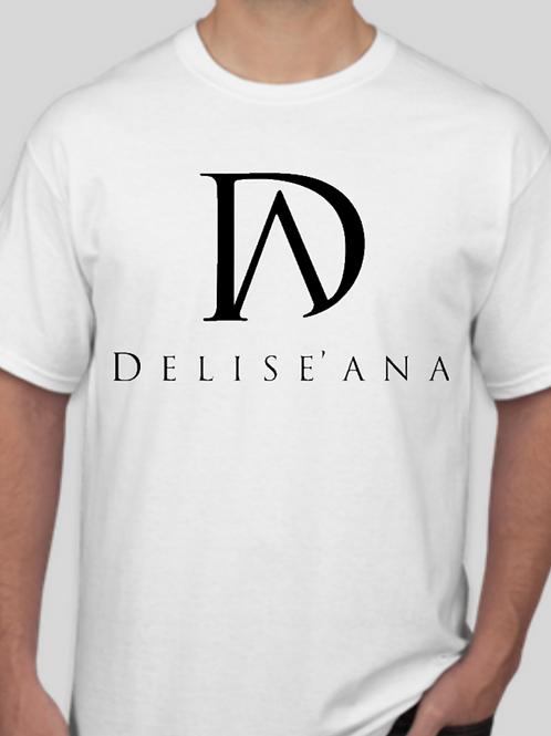 White Promo T- Shirt