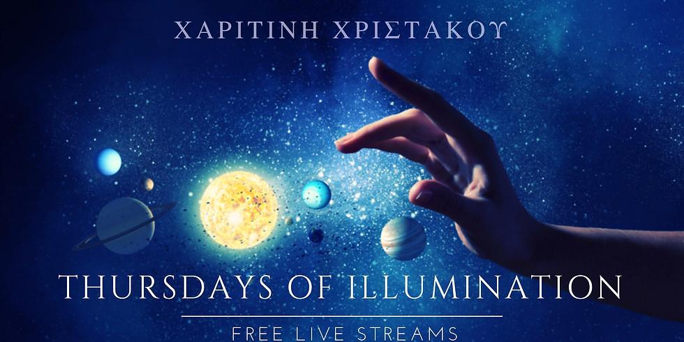 Πέμπτη της Φώτισης (FREE Livestream)