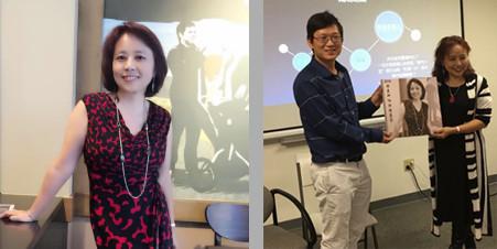 2016 CAST-SD三月讲座 从创业老板到职业经理人:实现梦想的方式不止一种