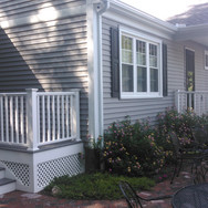 AFTER - New Addition, Kitchen Remdel, Custom Siding and Trim