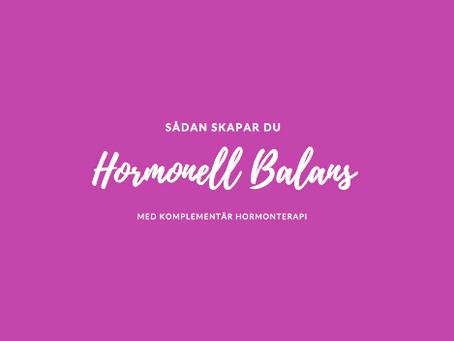 Guide till Hormonell Balans