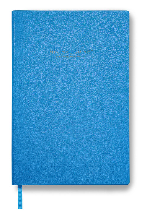 Soft Cover Notebook - Blue