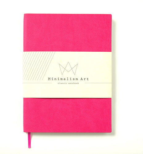 Soft Cover Notebook - Berry