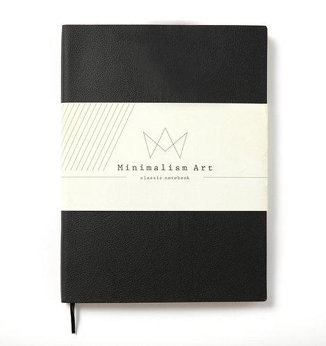 Soft Cover Notebook - Black