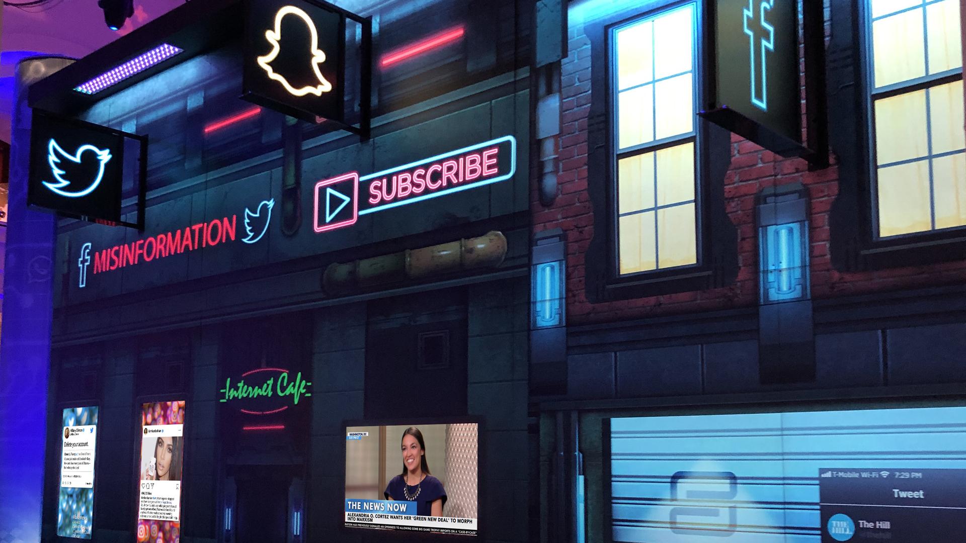 Social Media Alley
