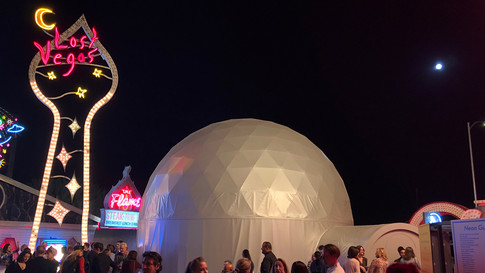 Tim Burton @ Neon Museum