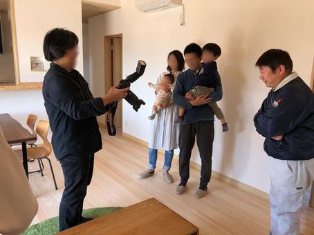 F様邸 SUUMO取材撮影