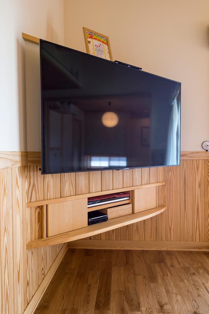 造作テレビ台