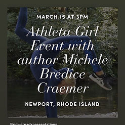 Author Book Signing at Athleta in beauti