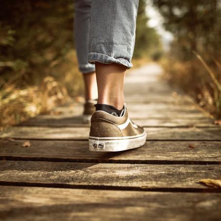 Walk the Walk and Talk the Talk