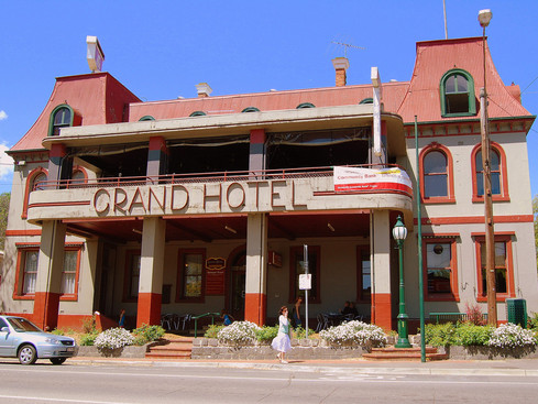 The Great Escape - Healesville, Victoria