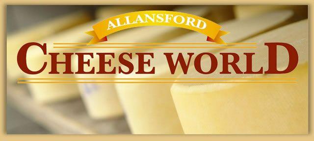 Cheese World Allansford, Vic