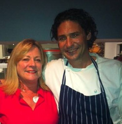 Dinner at Biota with Colin Fassnidge - Wow!