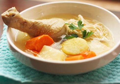 Chicken Soup – Food for Body & Soul
