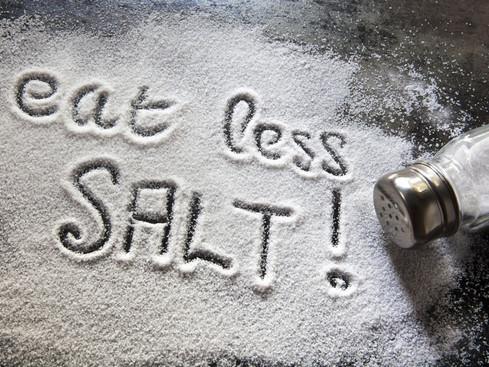 The Shakedown on salt!