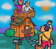 """Boomerang Kids"" – not so empty-nesters!"