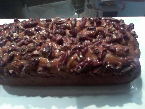 Mai's Indonesian Date Cake