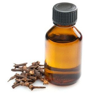"""Oil of Cloves"" to remove mould"