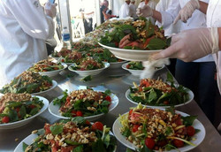 The healthy Thai Salad!