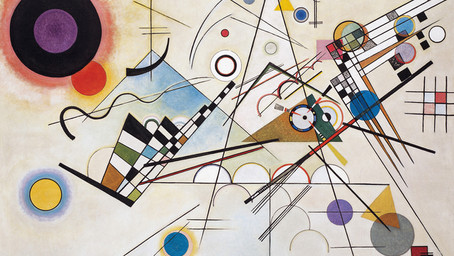 "Modern Art – I think I ""get it!"""
