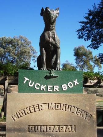 The Dog on the Tucker Box