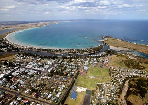 The Great Escape!  Port Fairy, Victoria