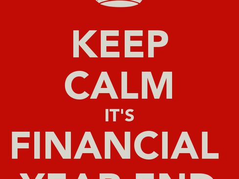 EOFY - End of Financial Year...here again already!!
