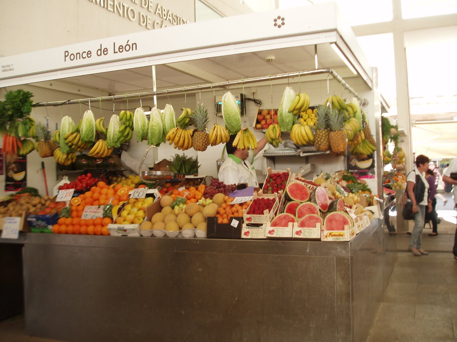 Markets - Cadiz, Spain