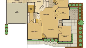 Downsizing - but what is the right floor-plan for retirement?