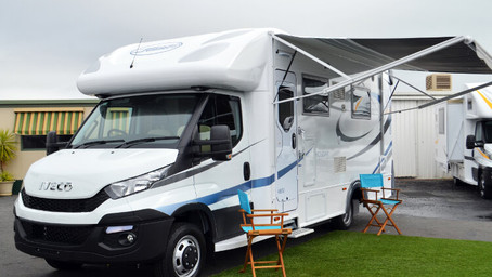 The great escape! 'glamping' part 1