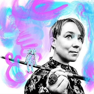 Linda-Magdalena-jonsson-profile-painting