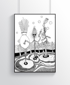 Imaginary plants