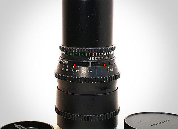 250MM F5.6 CT* SONNAR LENS. EXC