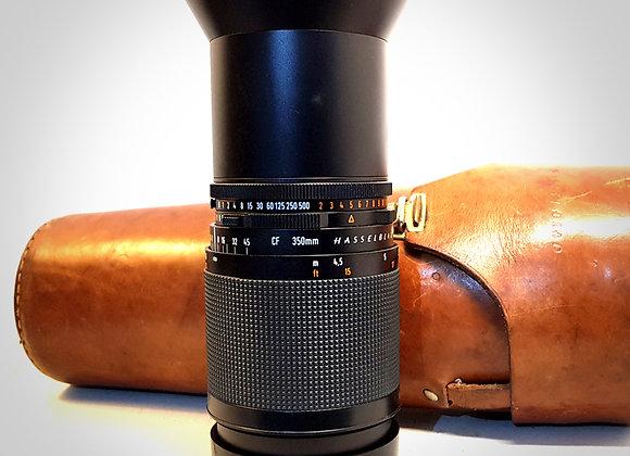 350MM F5.6 CFT* TELE-TESSAR LENS. EXC+++