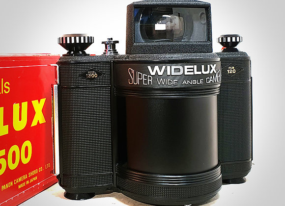 WIDELUX MODEL 1500 SUPER WIDE ANGLE. MINT-