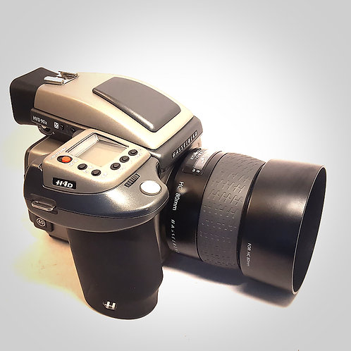 SOLD - H4D WITH 80MM F2.8 HC LENS & 40MP BACK. EXC+++